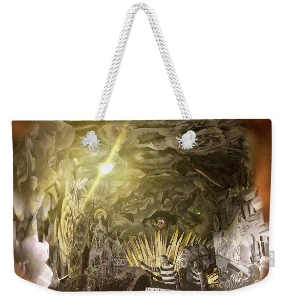 Peephole Weekender Tote Bag