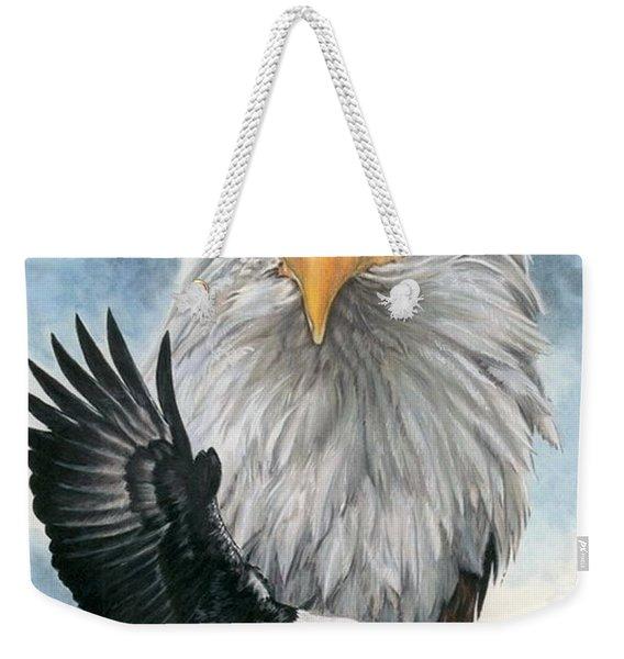 Peerless Weekender Tote Bag