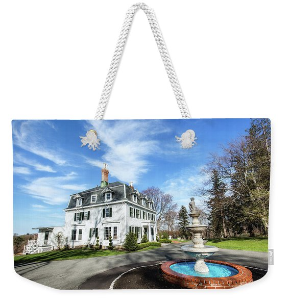 Peirce Farm At Witch Hill Weekender Tote Bag