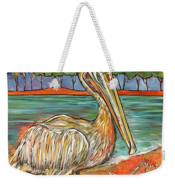 Pelican #2 Weekender Tote Bag