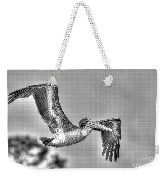Pelican-4443 Bnw Weekender Tote Bag
