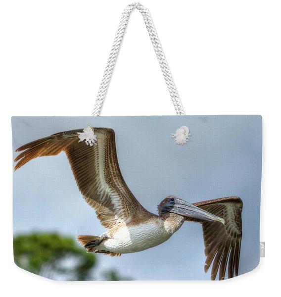Pelican-4443 Weekender Tote Bag