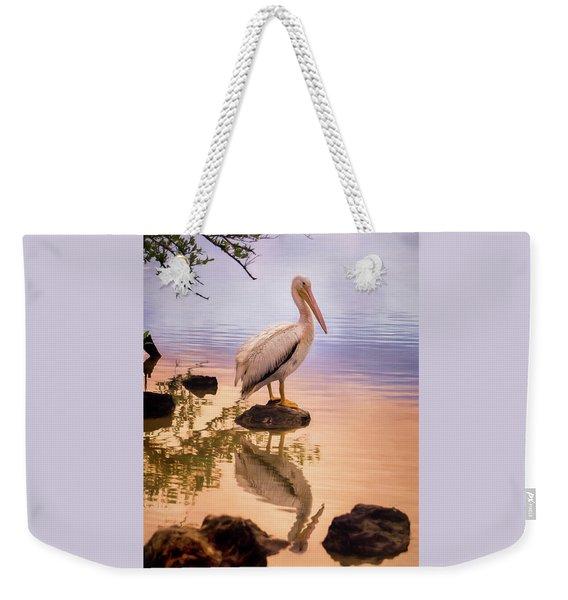 Pelican Connection 2 Weekender Tote Bag