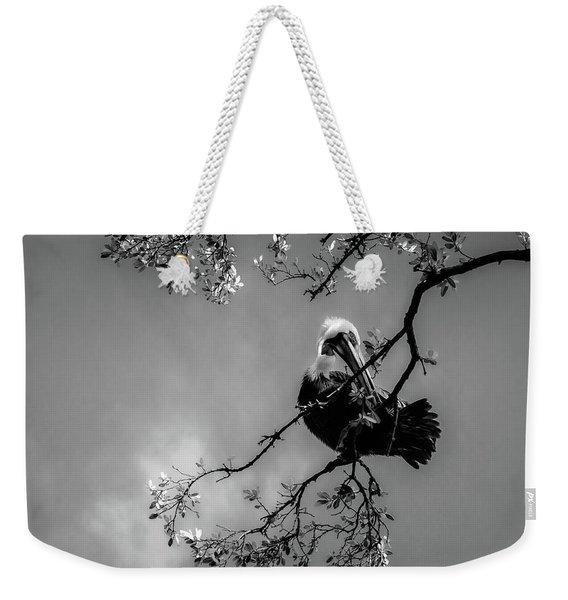 Pelican Connection Weekender Tote Bag