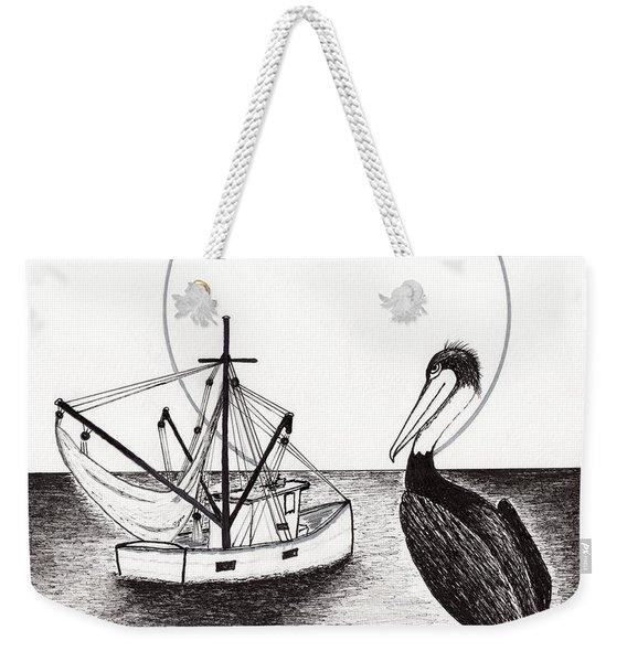 Pelican Fishing Paradise C1 Weekender Tote Bag