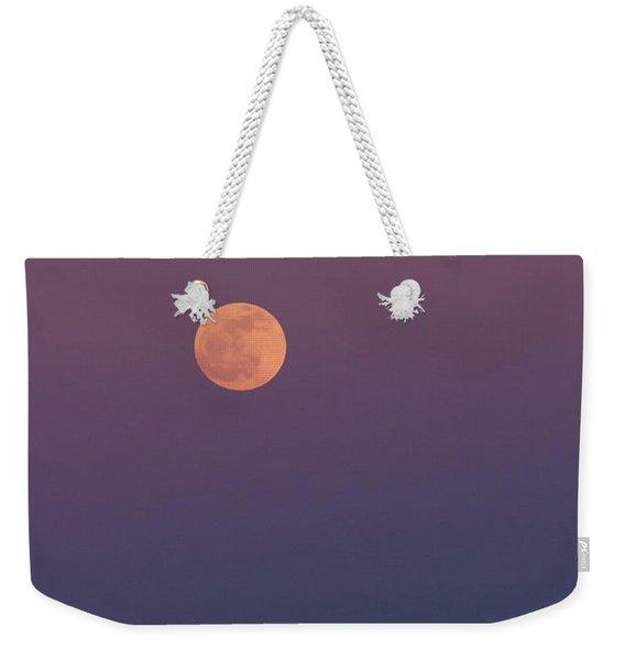 Pelican Over The Moon Weekender Tote Bag