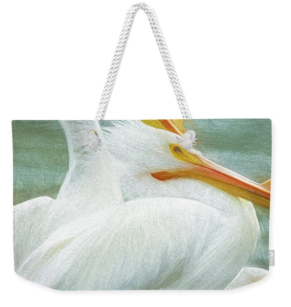 Pelican Three Weekender Tote Bag