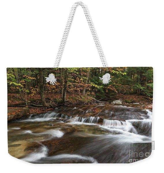Pemigewasset River Weekender Tote Bag