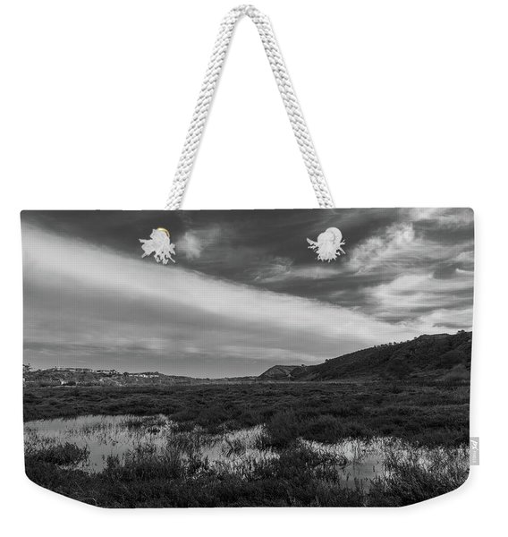 Penasquitos Creek Marsh Weekender Tote Bag