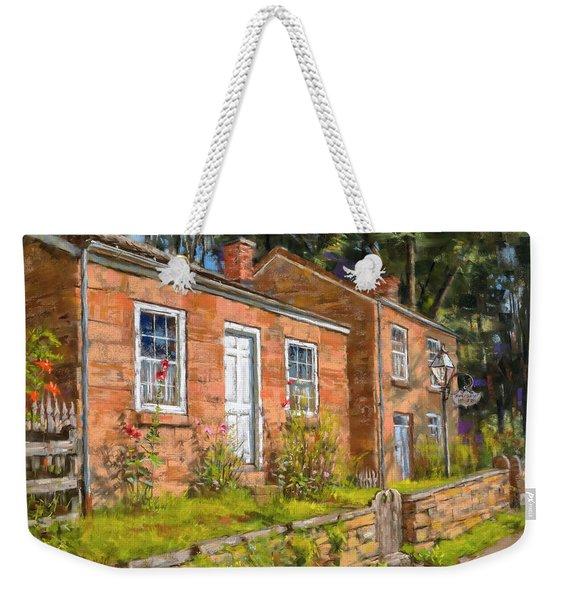 Pendarvis House Weekender Tote Bag