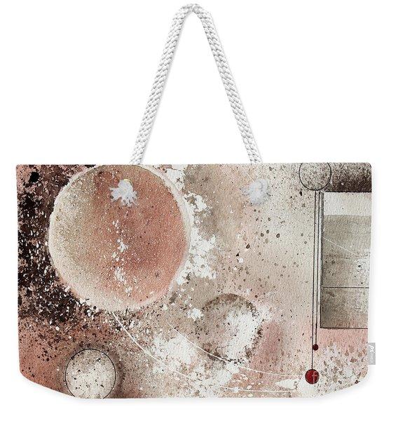 Pendulum Weekender Tote Bag