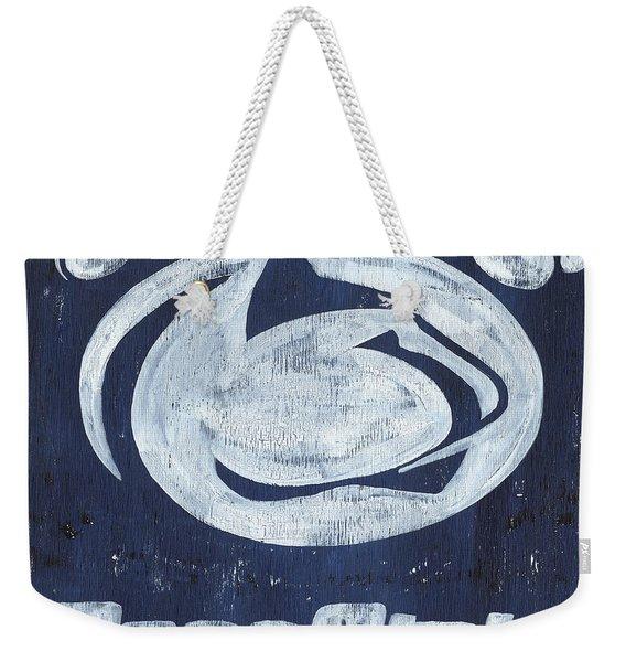 Penn State Weekender Tote Bag