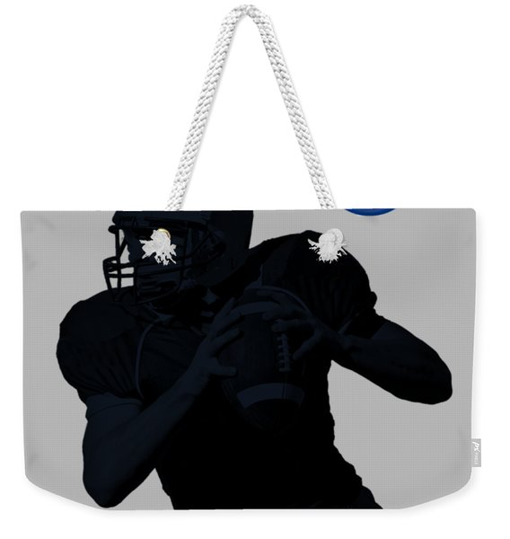 Penn State Football Weekender Tote Bag