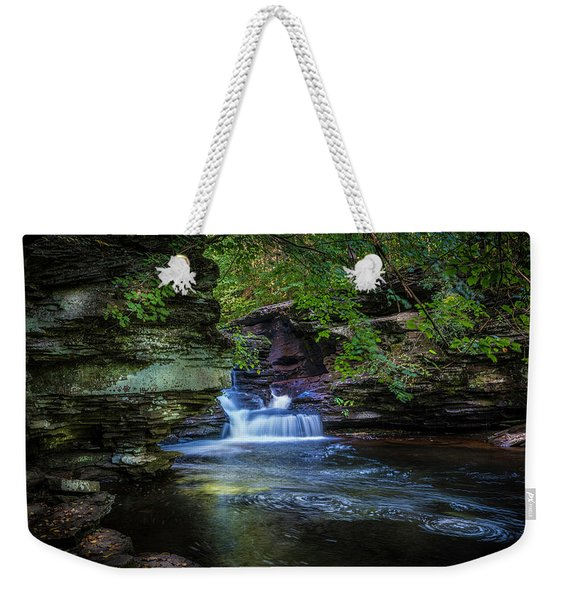 Pennsylvania Stream Weekender Tote Bag