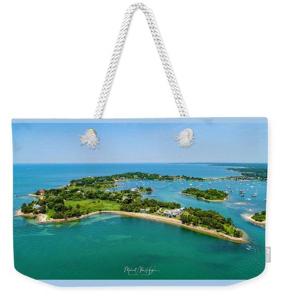 Penzance Point Weekender Tote Bag
