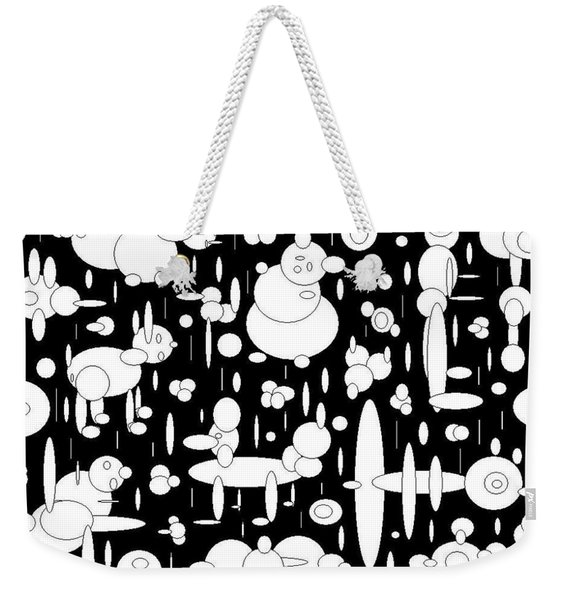 Peoples Weekender Tote Bag