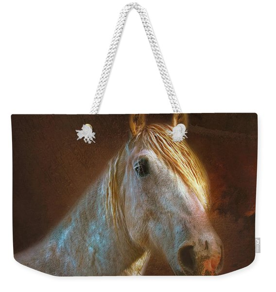 Percheron  Weekender Tote Bag