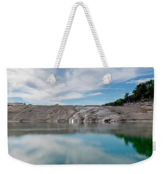 Perdernales Falls II Weekender Tote Bag