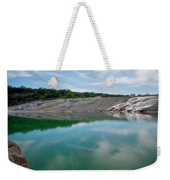 Perdernales Falls IIi Weekender Tote Bag