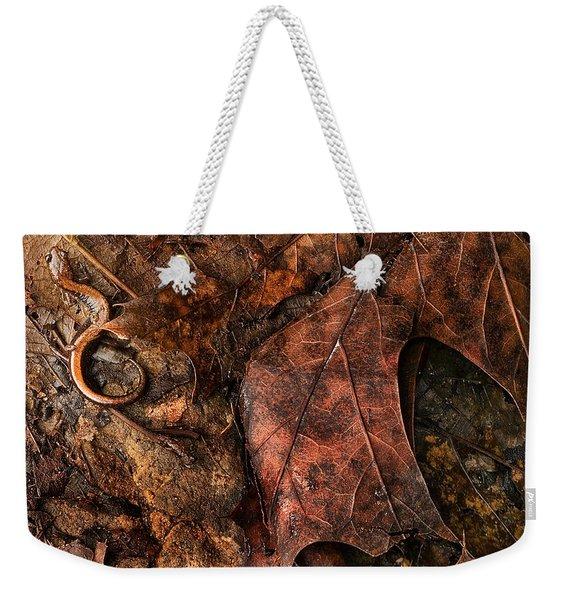 Perfect Disguise Weekender Tote Bag