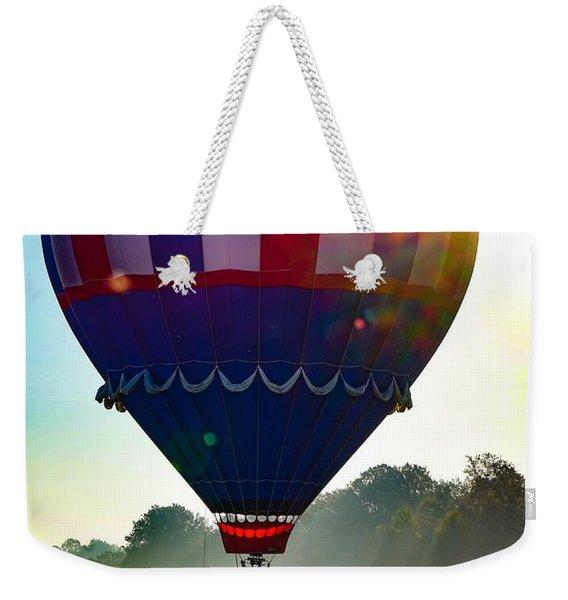 Perfect Landing Weekender Tote Bag