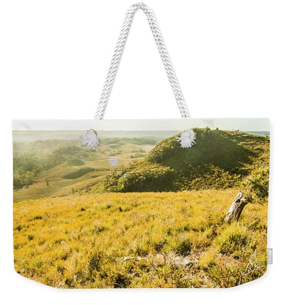 Picture Perfect Pastures Weekender Tote Bag