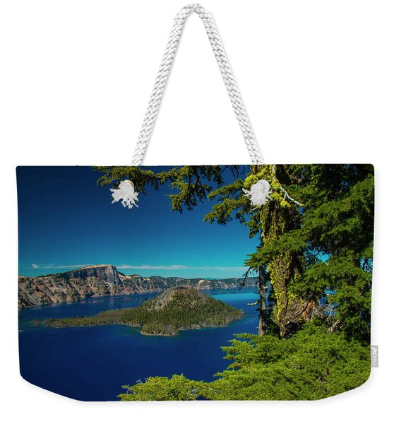 Perfect Picture Frame Weekender Tote Bag