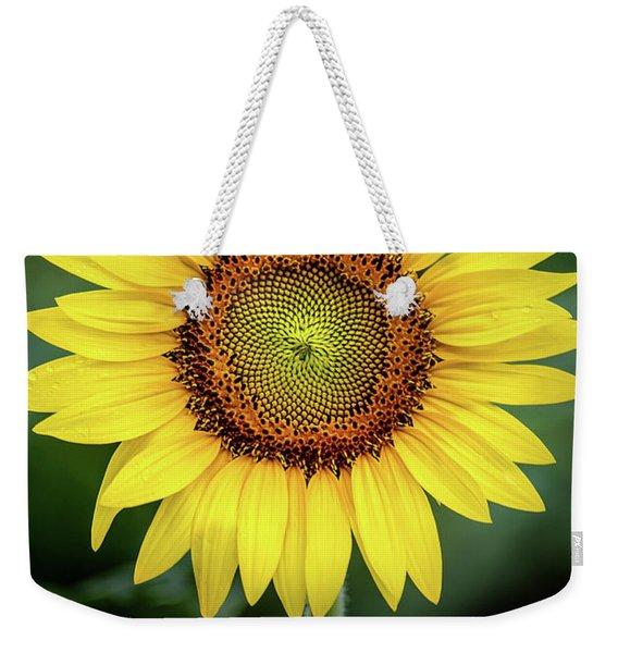 Perfect Sunflower Weekender Tote Bag