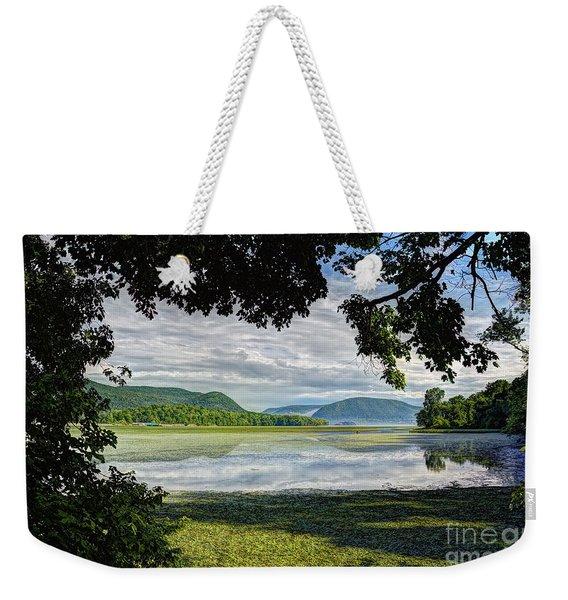 Perfectly Framed Weekender Tote Bag