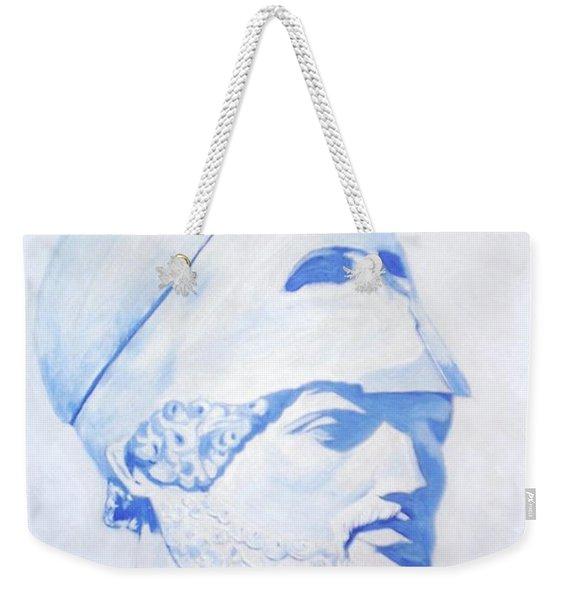 Pericles Weekender Tote Bag