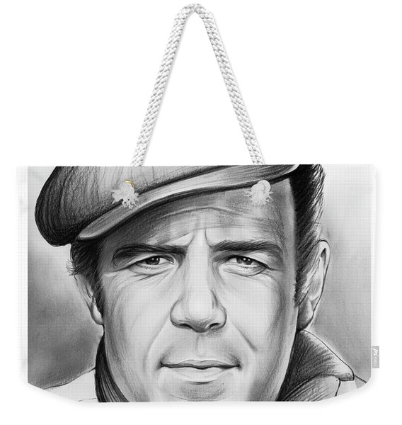 Pernell Roberts Weekender Tote Bag