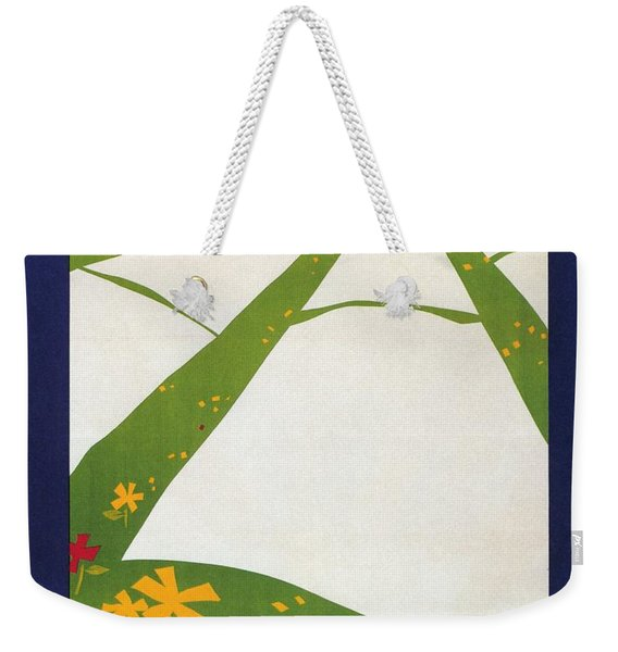 Persil - Statt Sonne - Vintage Advertising Poster For Detergent Weekender Tote Bag