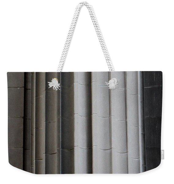 Personal Perch Weekender Tote Bag