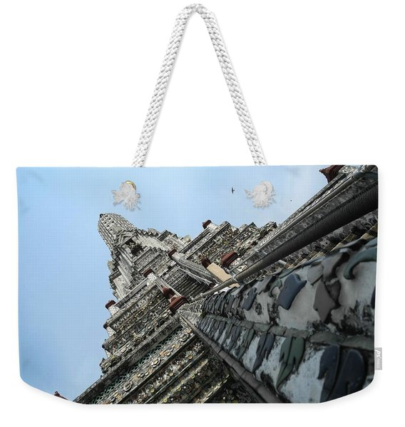 Perspective Of Religion Weekender Tote Bag