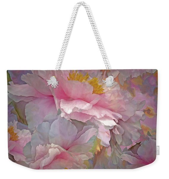 Petal Dimension 20 Weekender Tote Bag