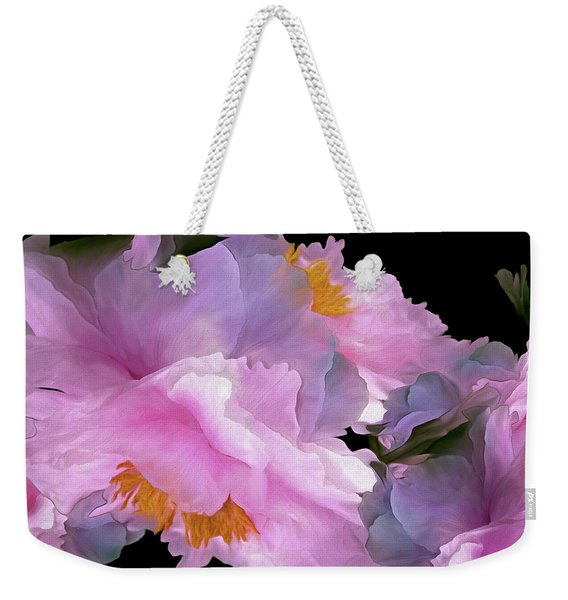 Petal Dimension 306  Weekender Tote Bag