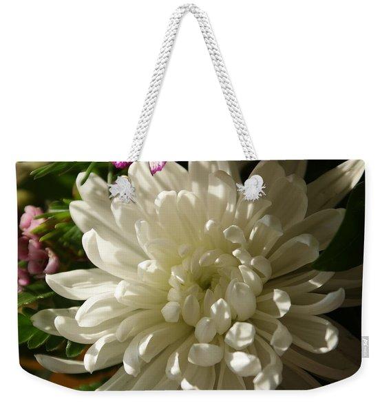 Petals Profusion Weekender Tote Bag