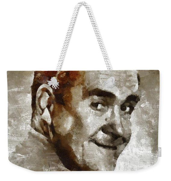Peter Butterworth, Carry On Actor Weekender Tote Bag