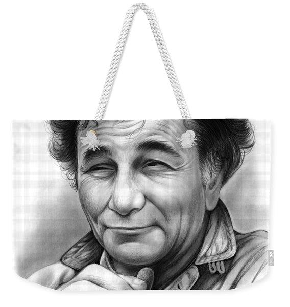 Peter Falk Weekender Tote Bag