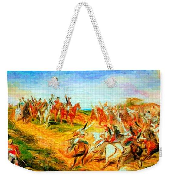 Peter's Delirium Weekender Tote Bag
