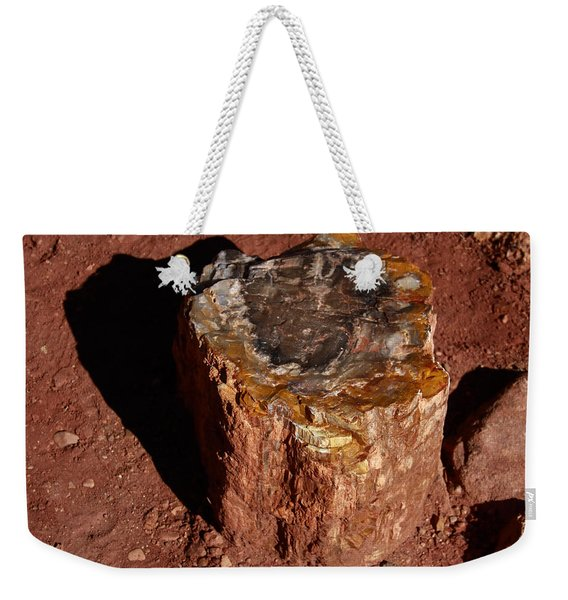 Petrified Forest Weekender Tote Bag