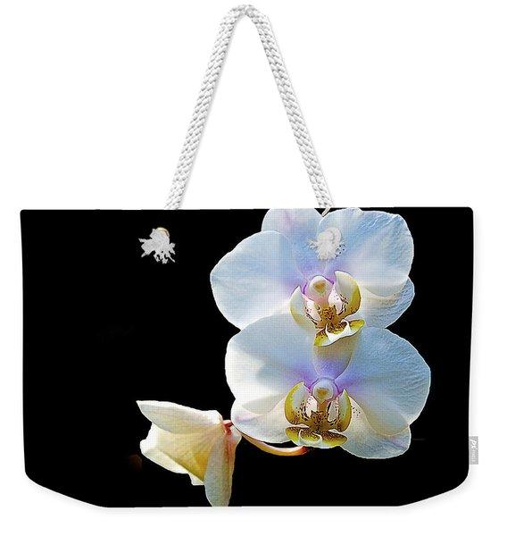 Phalaenopsis Culican #1 Nobby's Amy Shin Hua Weekender Tote Bag