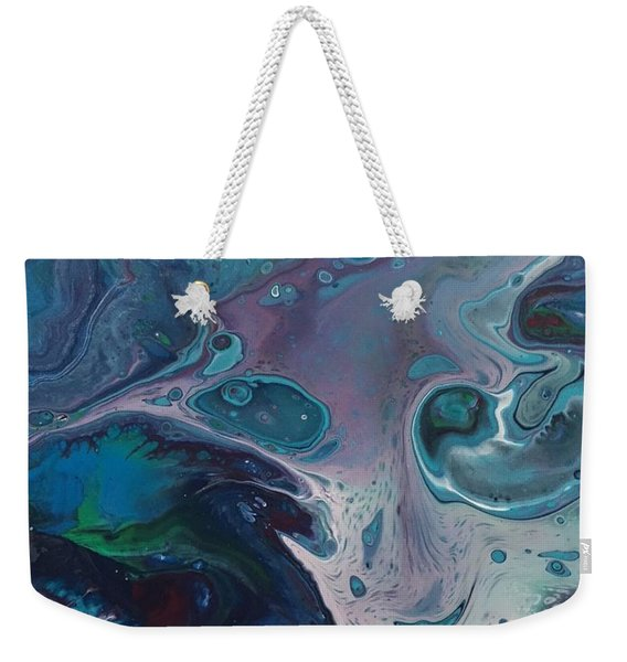 Phantom Of The Sea Weekender Tote Bag