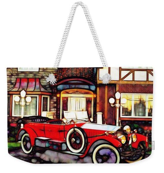 Phantom Rolls Royce 1935 Weekender Tote Bag