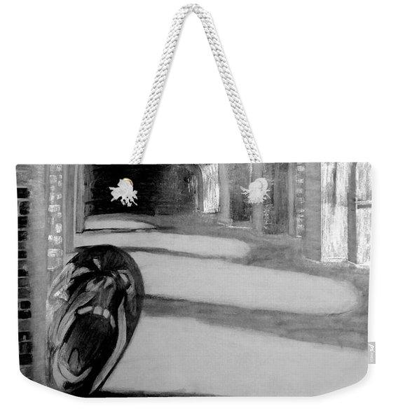 Phantom Scream Weekender Tote Bag