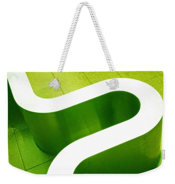 Pharmacia Weekender Tote Bag