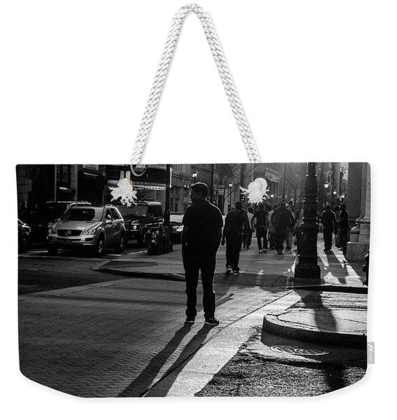 Philadelphia Street Photography - 0943 Weekender Tote Bag