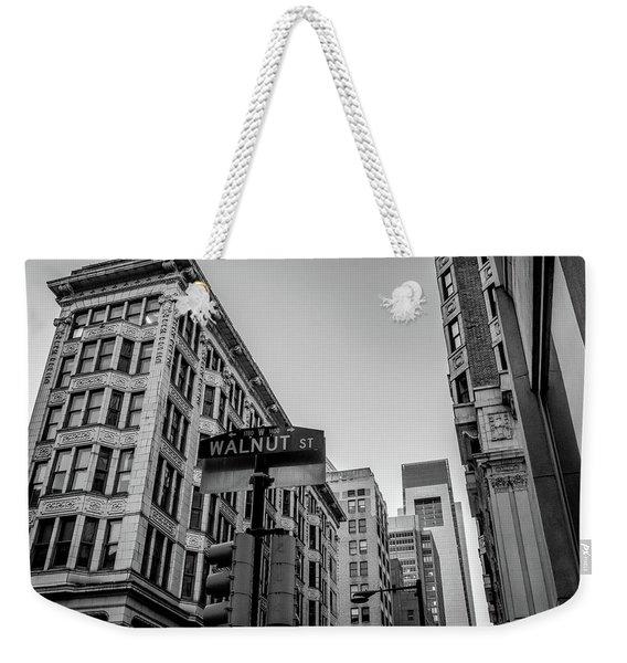 Philadelphia Urban Landscape - 0980 Weekender Tote Bag