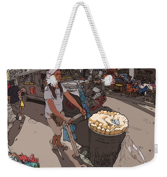 Philippines 1265 Mais Weekender Tote Bag