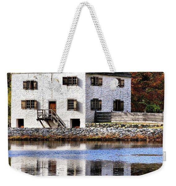 Philipsburg Manor Weekender Tote Bag
